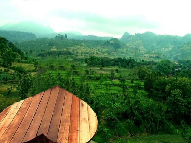 Bukit Tono, Tempat Wisata Selfie yang Asyik di Bojonegoro