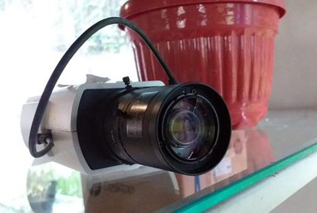 CCTV Panasonic Mendeteksi Pengenalan Wajah dengan Menggunakan Deep Learning Technology