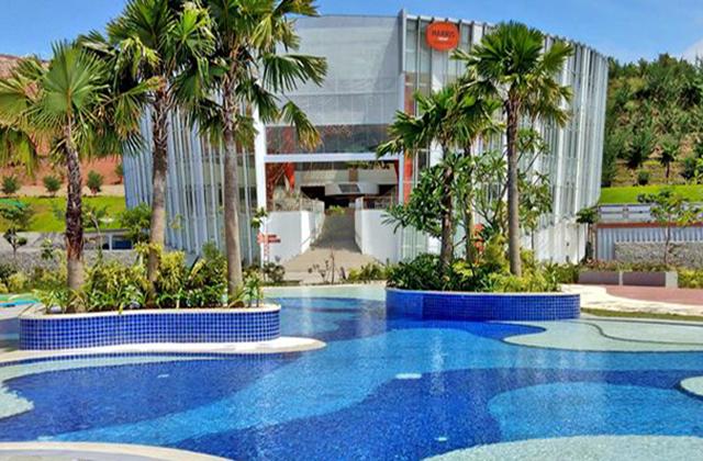 HARRIS Resort Bidik Segmen Keluarga Gaya Hidup Sehat