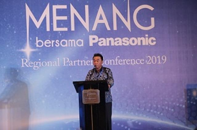 Tahun Fiskal Baru - Panasonic