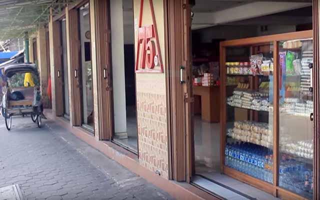 Outlet Bakpia Patuk 75, Jalan K.S. Tubun