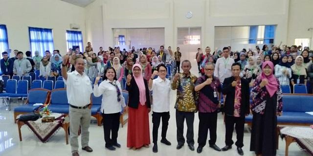 Kemenpar Gelar Pelatihan SDM Kepariwisataan di Universitas Pekalongan