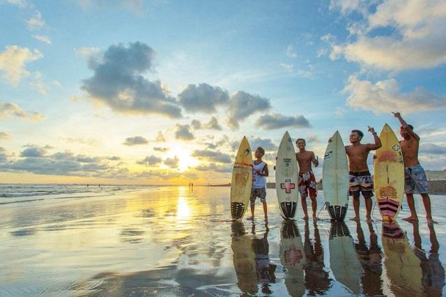 Bali Jadi Tuan Rumah Kejuaraan Dunia Selancar