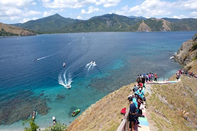 Banggai Diarahkan Jadi Destinasi Wisata Mancing Favorit Wisatawan
