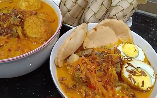 Kuliner Lebaran Favorit Khas Masyarakat Betawi