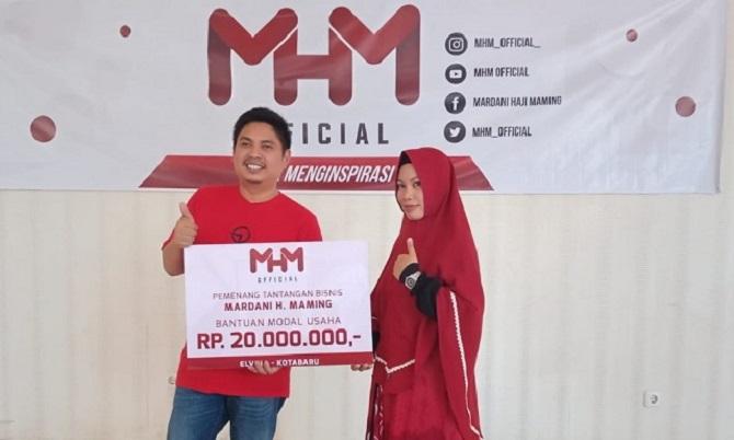 Pengusaha Milenial Kalsel Rame-rame Dukung Mardani H. Maming Jadi Ketum HIPMI