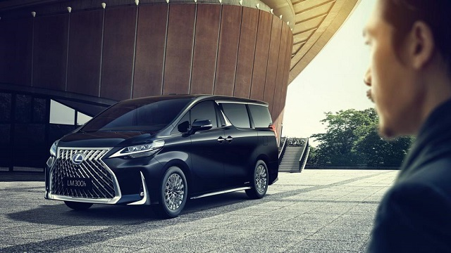 Lexus Indonesia akan hadirkan Lexus LM
