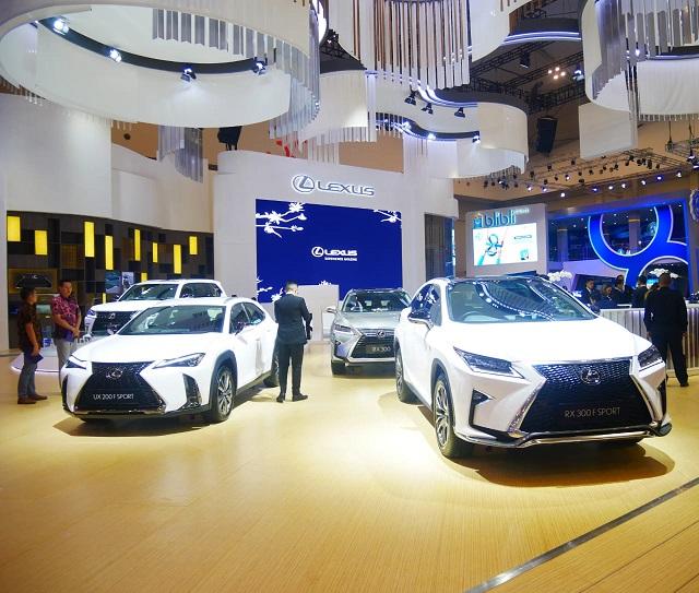Jajaran Lexus SUV Favorit Premium Market Indonesia