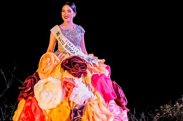 Ratu Bunga 2019 di Tomohon Dorong Generasi Milenial Aktif Promosikan Wisata Daerah
