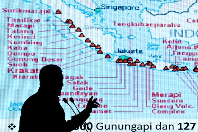 Ancaman Bencana Alam Tektonik dan Vulkanik Berpotensi Ganggu Aktivitas Pariwisata