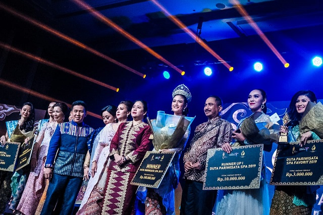 Zahra Amalina Gondol Duta Spa Indonesia