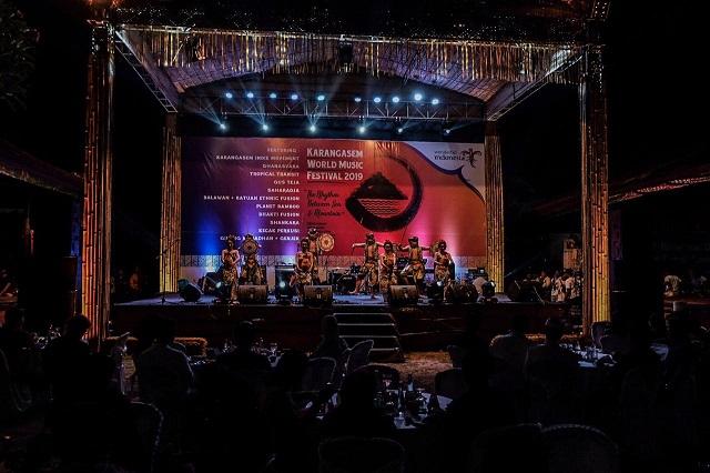 Akankah Karangasem World Music Festival Bantu Pulihkan Pariwisata Bali?