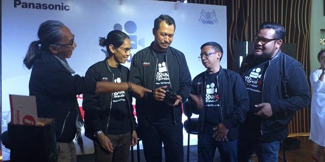 Mengusung #KolaborasiTanpaBatas Panasonic Konsisten Dukung Industri Kreatif Melalui Panasonic Young Filmmaker 2019