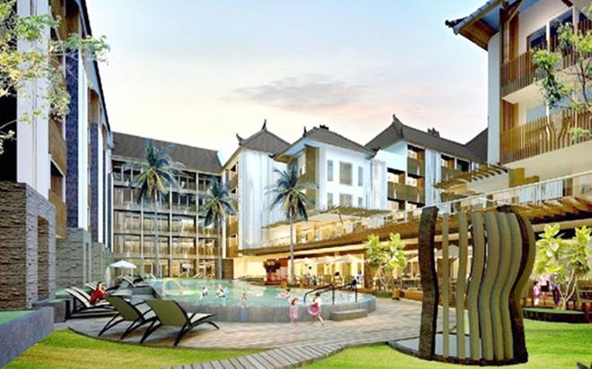 Fairfield by Marriott Kedua Hadir di Kuta, Bali