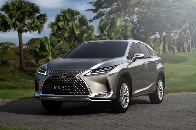 The New Lexus RX 300 Series Sport Utility Vehicle bagi Luxury Lifestyle, Mobility dan Connectivity