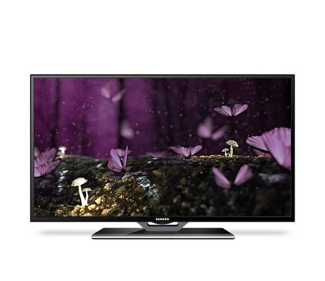 Sanken Hadirkan Smart TV LED yang Ramah Lingkungan