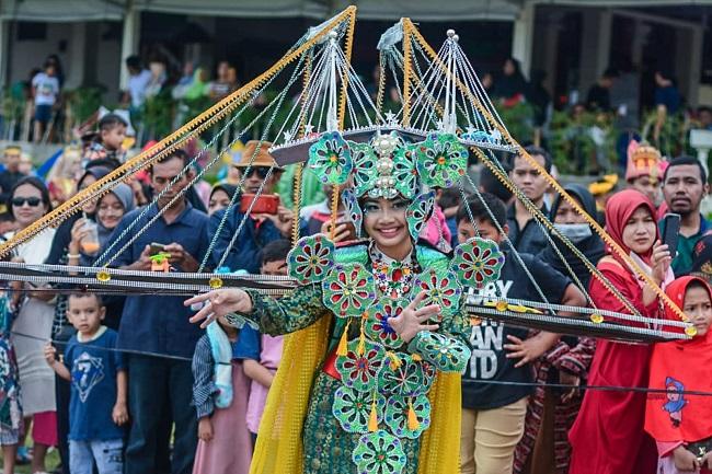 Atraksi Budaya, Batam International Culture Carnival 2019 Sukses Pikat Wisatawan