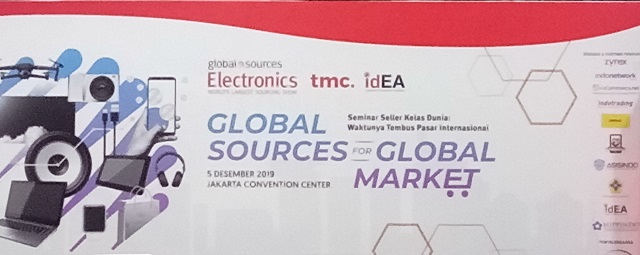 Pameran Global Sources Electronics Hadir di Indonesia
