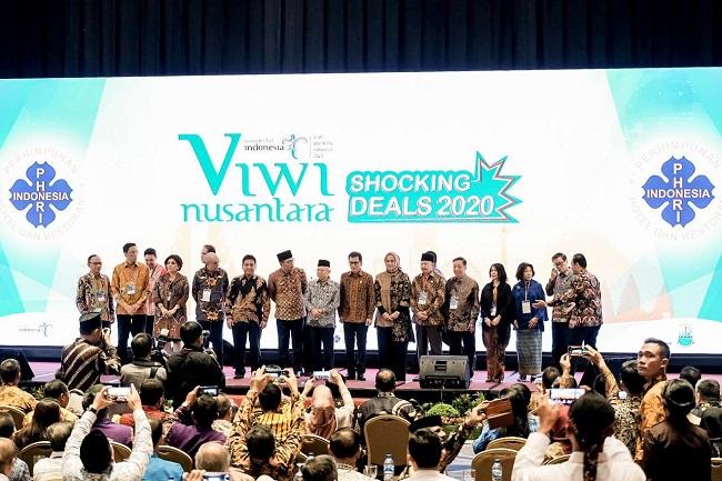 Munas PHRI ke-17 Perkenalkan Viwi Nusantara Shocking Deals 2020