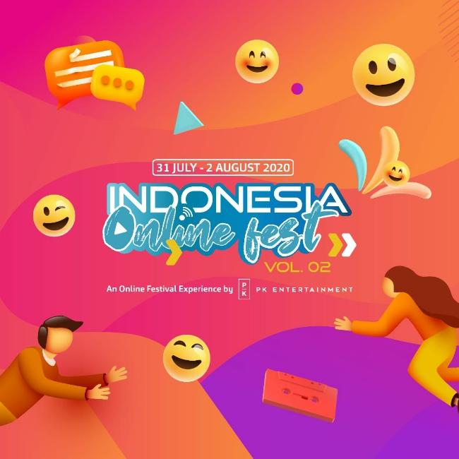 Indonesia Online Fest Vol. 02 Segera Digelar