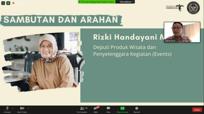 Video Storytelling Dinilai Efektif untuk Promosikan Destinasi Wisata Indonesia