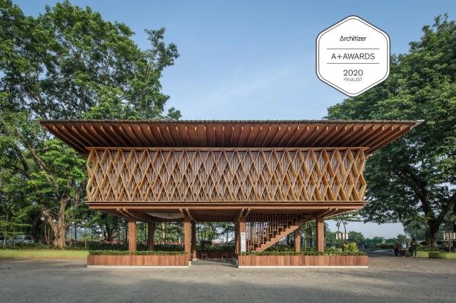 Microlibrary Warak Kayu Jadi Daya Tarik Wisata Baru di Semarang